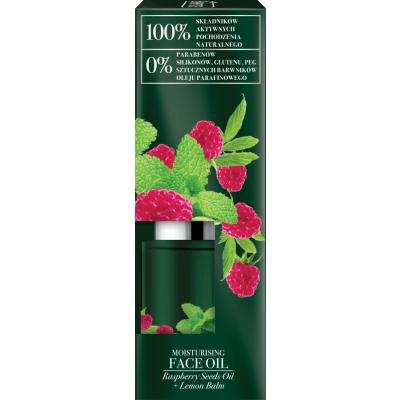 Bielenda Botanic Spa Rituals Raspberry & Lemon Face Oil 15 ml