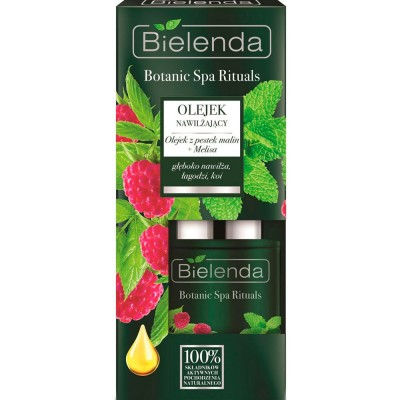 Bielenda Botanic Spa Rituals Raspberry & Lemon Serum 15 ml