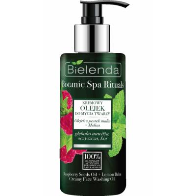Bielenda Botanic Spa Rituals Raspberry & Lemon Cleansing Oil 140 ml