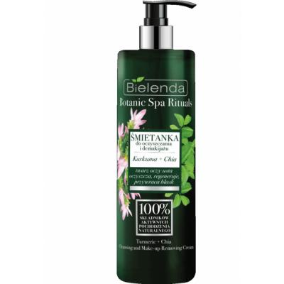 Bielenda Botanic Spa Rituals Turmeric & Chia Makeup Remover 200 ml