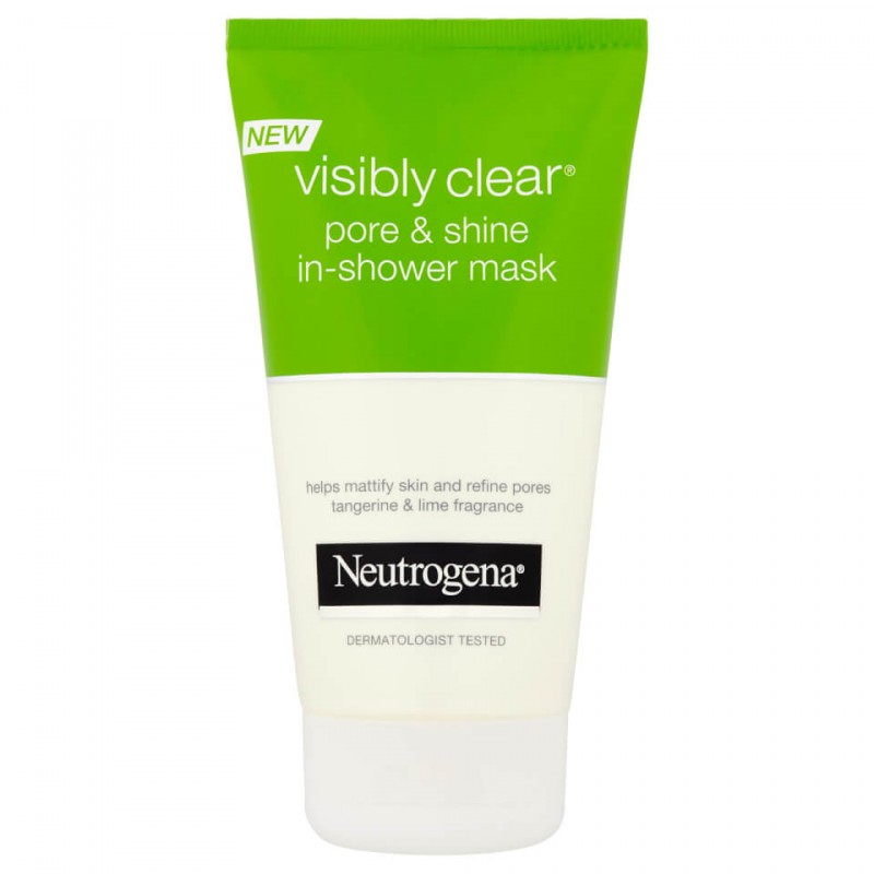 neutrogena visibly clear how to use