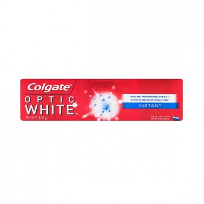 Colgate Instant Optic White Toothpaste 75 ml