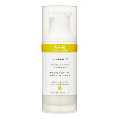 REN Clarimatte Invisible Pores Detox Mask 50 ml