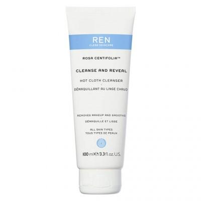REN Rosa Centifolia Hot Cloth Cleanser 100 ml