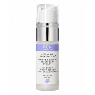 REN Keep Young & Beautiful Instant Brightening Beauty Shot 15 ml