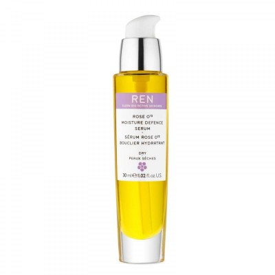 REN Rose O12 Moisture Defence Serum Oil 30 ml