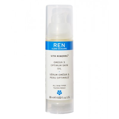 REN Vita Mineral Omega 3 Optimum Skin Oil 30 ml