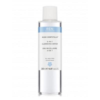 REN Rosa Centifolia 3in1 Cleansing Water 200 ml