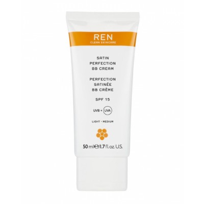 REN Satin Perfection BB Cream Light Medium SPF15 50 ml