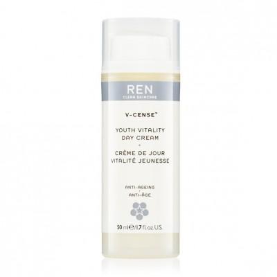 REN V-Cense Youth Vitality Day Cream 50 ml