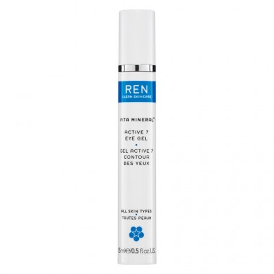 REN Vita Mineral Active 7 Eye Gel 15 ml