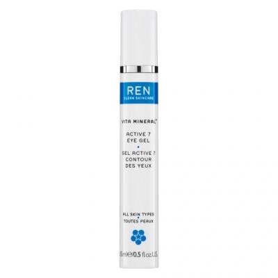 REN Vita Mineral Active 7 Eye Gel 15 ml