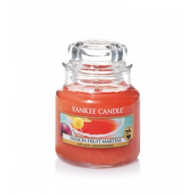 Yankee Candle  Classic Small Jar Passion Fruit Martini Candle 104 g