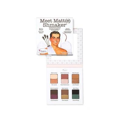 The Balm Meet Matt(e) Shmaker Eyeshadow Palette 9,6 g