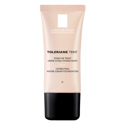 La Roche-Posay Toleriane Teint Hydrating Cream Foundation 01 Ivory 30 ml