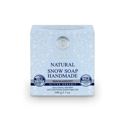 Natura Siberica Handmade Natural Snow Soap 100 g
