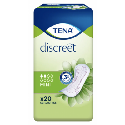 Tena Tena Lady Discreet Mini 20 kpl 20 kpl