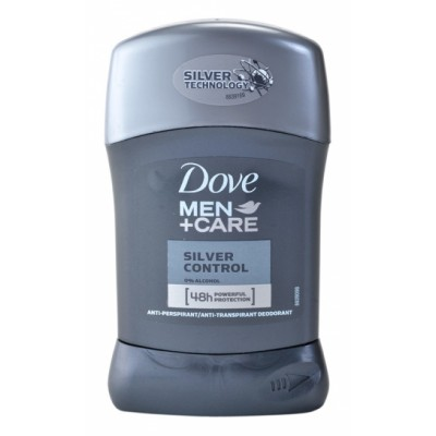 Dove Men +Care Silver Control Deostick 50 ml