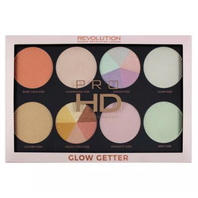 Revolution Makeup Pro HD Palette Glow Getter 32 g