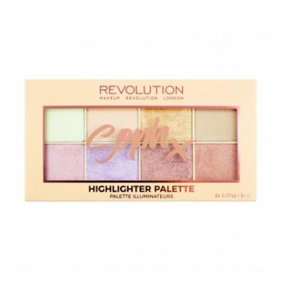 Revolution Makeup Soph X Highlighter Palette 18 g