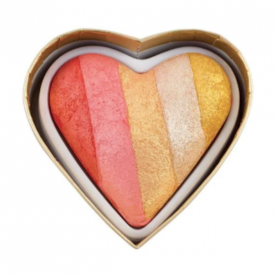 I Heart Makeup Heart Highlighter Dragon's Heart 10 g