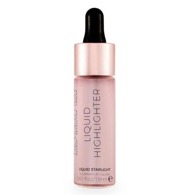 Revolution Makeup Liquid Highlighter Starlight 18 ml