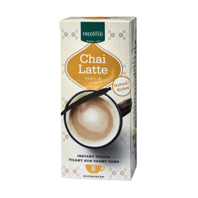 Fredsted Chai Latte Vanilla 208 g