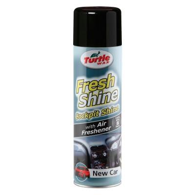 Turtle Wax Fresh Shine New Car Shining Spray 500 ml