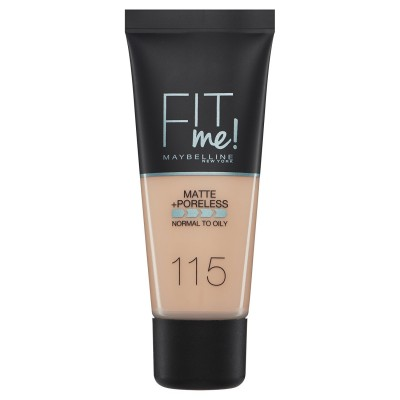 Maybelline Fit Me Matte & Poreless Foundation 115 Ivory 30 ml