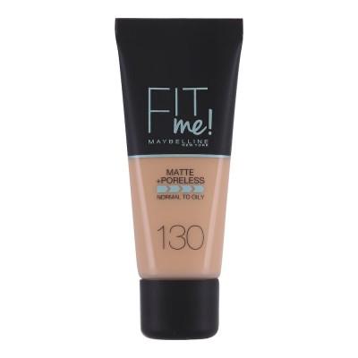 Maybelline Fit Me Matte & Poreless Foundation 130 Buff Beige 30 ml