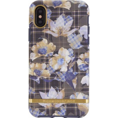 Richmond & Finch Floral Checked Iphone X Case iPhone X