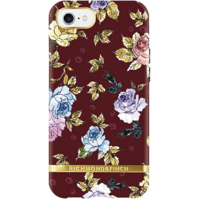 Richmond & Finch Red Floral iPhone 6/6S/7/8 Case iPhone 6/6S/7/8