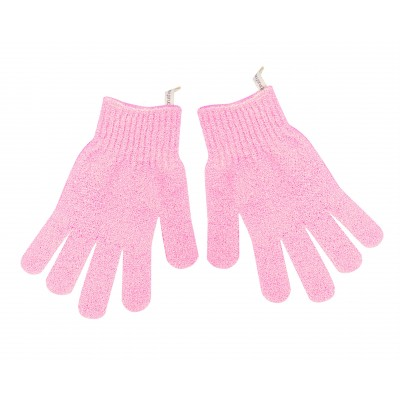 Brush Works Spa Exfoliating Body Gloves 1 paar
