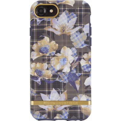 Richmond & Finch Floral Checked Iphone 6/6S/7/8 Case iPhone 6/6S/7/8