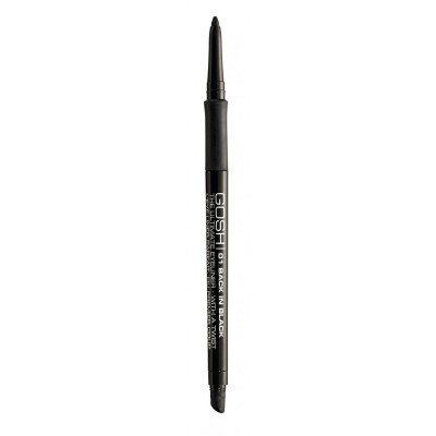 GOSH The Ultimate Eyeliner With A Twist 07 Carbon Black 0,4 g