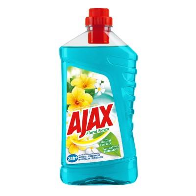 Ajax Multi Usage Cleaner Lagoon Flowers 1000 ml