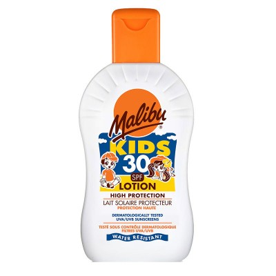 Malibu High Protection Kids Lotion SPF30 200 ml