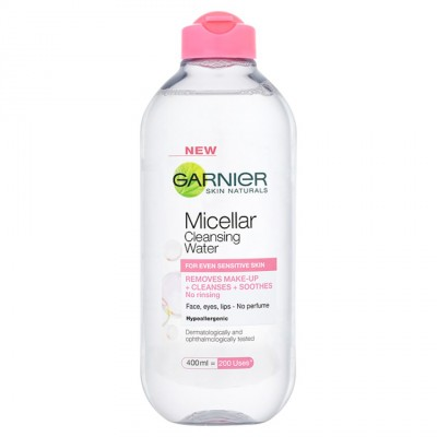Garnier Micellar Cleansing Water Sensitive Skin 400 ml