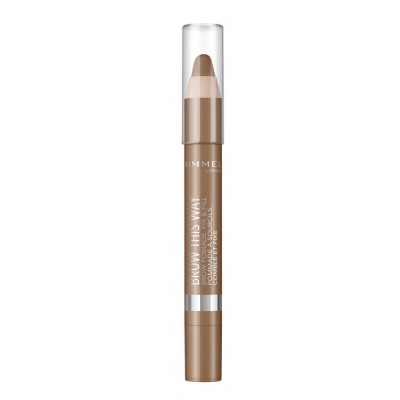 Rimmel Brow This Way Pencil 002 Medium 3,25 g