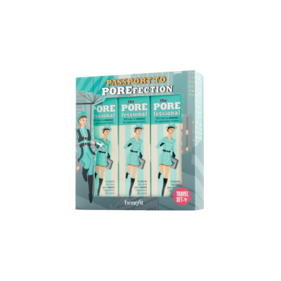 Benefit The POREfessional Travel Set 3 x 22 ml