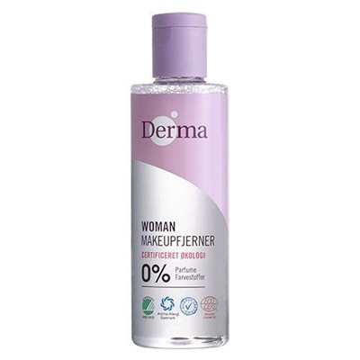 Derma Woman Make Up Remover 195 ml