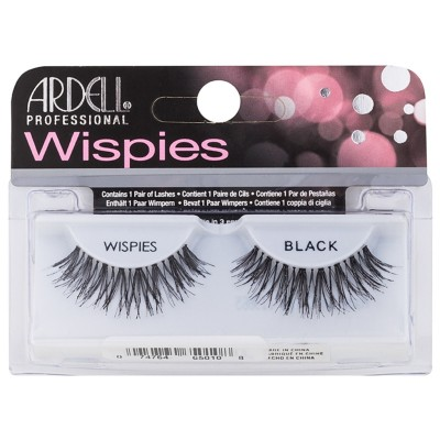 Ardell False Eyelashes Wispies Black 1 paar