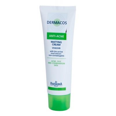 Dermacos Anti-Acne Matting Day Cream 50 ml