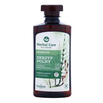 Herbal Care Horsetail Shampoo 330 ml
