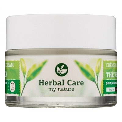 Herbal Care Green Tea Normalising Cream 50 ml