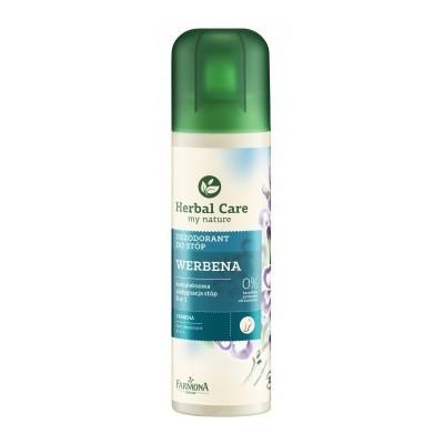 Herbal Care Verbena Foot Deospray 150 ml