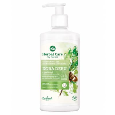 Herbal Care Oak Bark Protective Intimate Gel 330 ml
