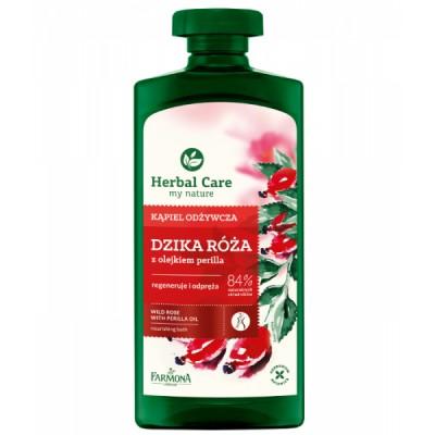 Herbal Care Wild Rose & Perilla Oil Shower Gel 500 ml