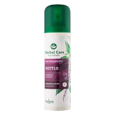 Herbal Care Nettle Dry Shampoo 180 ml