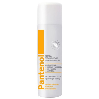Pantenol Regenerating & Soothing Face & Body Spray 150 ml